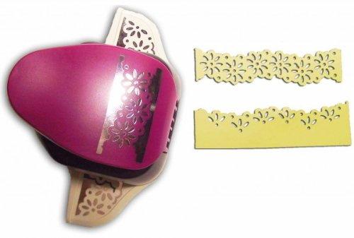 /Perforadora de 2/Funciones Frontera Daisy Rosa 5/cm//5.1/cm efco/