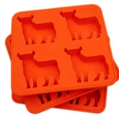 Caja de hielo del molde del hielo taza de hielo creativa DIY bandeja de hielo del
