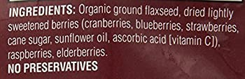 Spectrum Essentials Ground Flaxseed With Mixed Berries, 12 Ounce 2