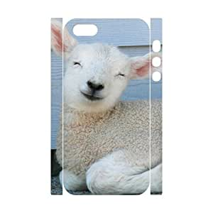 LP-LG Phone Case Of Sheep For iPhone 5,5S [Pattern-1]