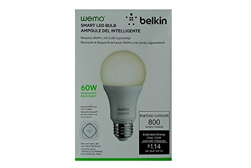 Networked Led Light Bulb - 3