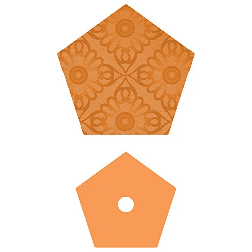 Crafter's Edge Q1060 English Paper Piecing Pentagon
