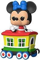 Funko Pop! Disney: Casey Jr Train Ride - Minnie in Caboose Car, Amazon Exclusive