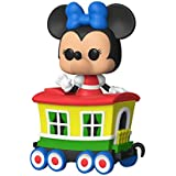 Funko Pop! Disney: Casey Jr Train Ride - Minnie in Caboose Car, Amazon Exclusive