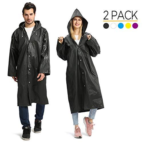 Opret Portable EVA Raincoats