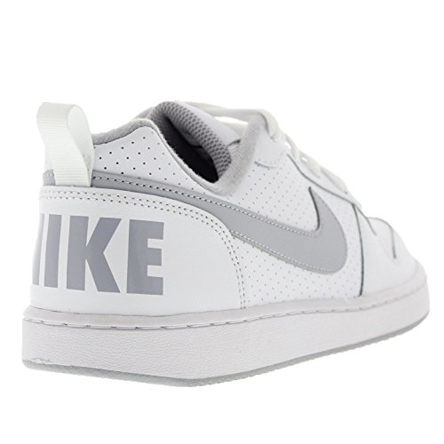 Trainers Wolf Gray Nike Court Borough Low White Youth Leather wxq0qO8Yr