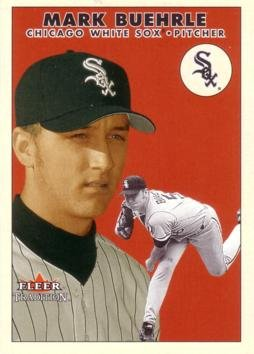 2000 Fleer Tradition Update U17 Mark Buehrle Rookie Card - Near Mint to Mint ()