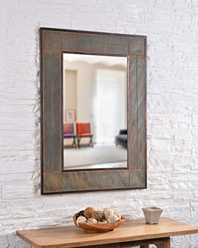 Kenroy Home White River Wall Mirror, Large, -