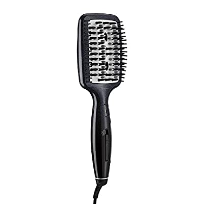 Infiniti Pro by Conair Diamond-Infused Ceramic Smoothing Hot Brush / Straightening Brush