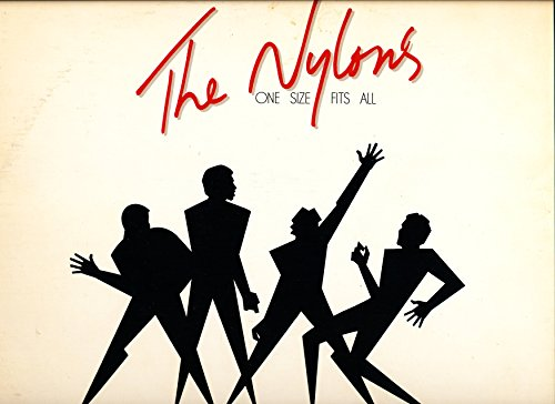 Canada Nylon - The Nylons: One Size Fits All LP M Canada Attic LAT 1152 SEALED