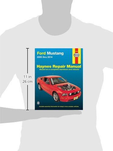 Ford Mustang: 2005-14 Hayne\'s Automotive Repair Manual: Amazon.de ...