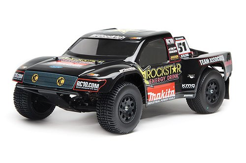 Team Associated 7049 SC10 Rockstar/Maki RTR RC Truck