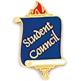 PinMart's Student Council School Teacher Enamel Lapel Pin