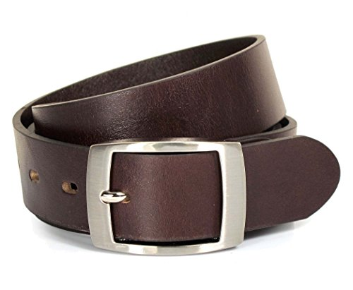 (CU3-116) Mens Belt 100% Real Leather Black, Brown, White Size 28~42