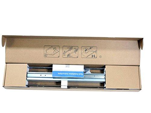 Dell PowerEdge 2U Left And Right Mount Server Rack Rails DHC50 0T22R4 0DGY8K 0C40PX 0NJTP8