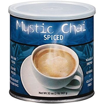 Mystic Chai Spiced Beverage Mix (32 oz.) (pack of 2)