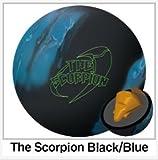 Hammer Scorpion Venom Bowling Ball RARE Overseas 15lb