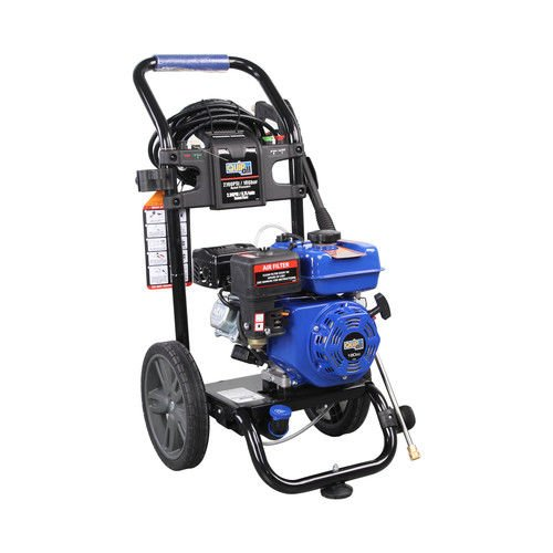 Quipall 2700GPW 2,700 PSI 2.3 GPM Gas Pressure Washer (CARB) For Sale