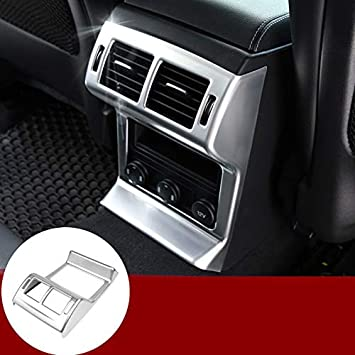 Console Dashboard A//C Air Vent Outlet Cover Trim for  Kicks 2016 2017 2018