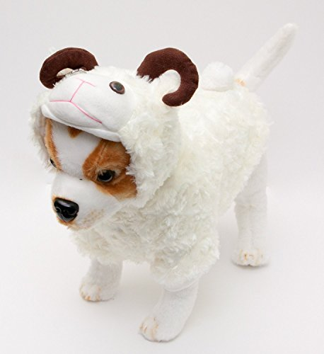 Sheep Costume for Dogs by Midlee 11