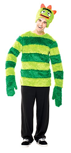 Yo Gabba Gabba Brobee Male Lg Adult Mens Costume]()