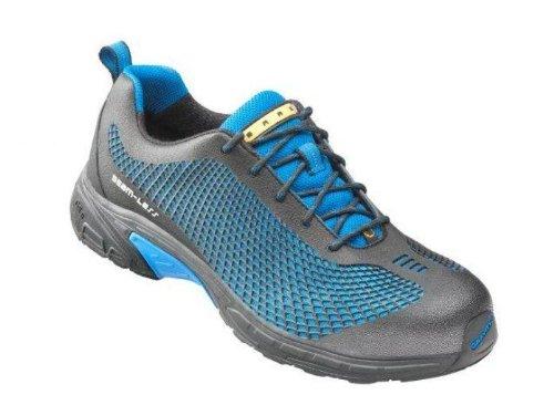 Sicherheitshalbschuhe S1P sports exclusive BAAK® Arbeitsschuhe (39, blau)
