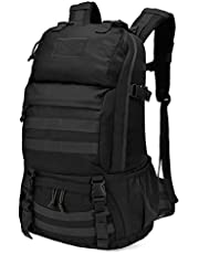 Mardingtop 25L/35L/40L Tactical Backpacks Molle Hiking daypacks for Camping Hiking Military Traveling