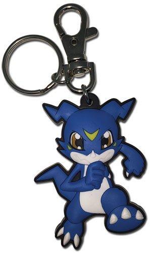 Gran entretenimiento oriental Digimon - Veemon PVC Llavero ...