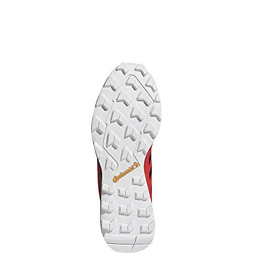 Adidas Terrex Esterno Veloce Gtx Surround Avvio Escursioni - Mens Nero / Nero / Grigio Vista, 9,5