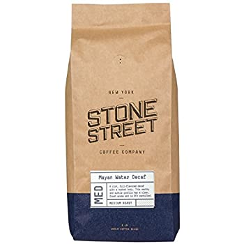 Stone Street Coffee Rain Forest Alliance Certified Medium Roast Coffee