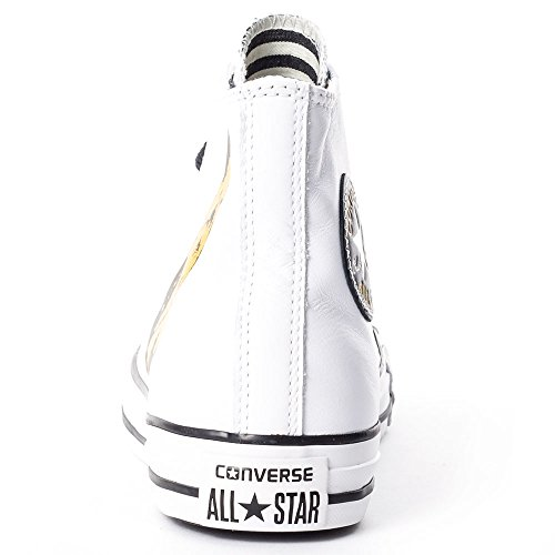 Star Baskets Converse Noir Hi pour Blanc Warhol Canvas Prem Jaune All Femme Yw55BRxTq