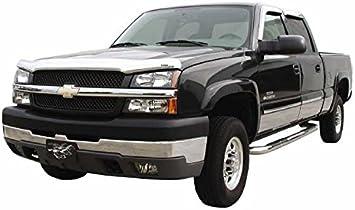 Amazon Com Stampede 2039 8 Vigilante Premium Hood Protector For Chevrolet Chrome Automotive