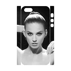 VNCASE Katy Perry Phone Case For iPhone 5,5S [Pattern-5]