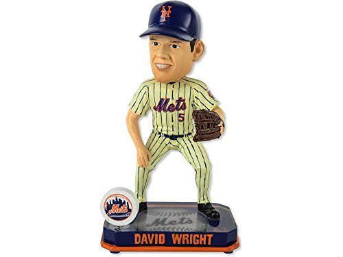 Forever Collectibles David Wright New York Mets Bobble Figurine