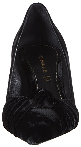 Toe Womens Paul70 Heels Schwarz Closed Dei Nero Mille 002 HaFxqwU7