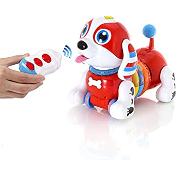 Amazon.com: EXERCISE N PLAY Electronic Pet Dog Interactive