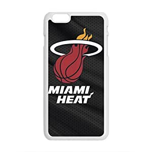 HDSAO Miami Heat Fahionable And Popular Back Case Cover For Iphone 6 Plus
