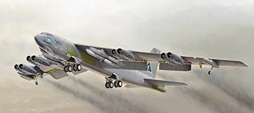 Italeri ITA1378S 1/72 B-52G Strat Fortress Toy, Grey 2