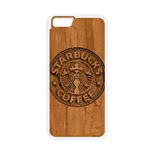 iPhone 6 Plus 5.5 Inch Cell Phone Case White Starbucks 4 001 CVXEYERTE15802 Silicone Cell Phone Cases