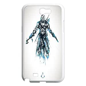 [MEIYING DIY CASE] For Samsung Galaxy Note 2 Case -Assassin's Creed-IKAI0446956
