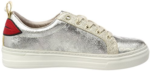 Low Women''s 23624 Beige champagner S top Sneakers oliver OSqt4t