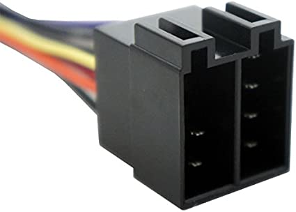 Amazon.com: Compatible with Dodge Sprinter 2003-2006 Factory Stereo to  Aftermarket Radio Harness Adapter: Car ElectronicsAmazon.com