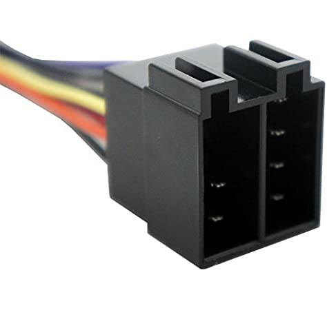 [ANLQ_8698]  Amazon.com: Compatible with Chrysler Crossfire 2004-2006 Factory Stereo to  Aftermarket Radio Harness Adapter: Car Electronics   Chrysler Crossfire Wiring Harness      Amazon.com