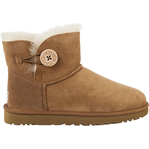 UGG Womens Mini Bailey Button Che Rv3K4pDiu