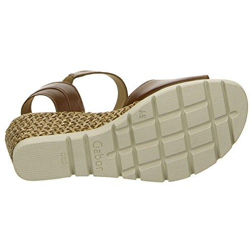 Tan Nieve Tan Gabor Tan Nieve Sandale Gabor Nieve Gabor Sandale wqtESWC