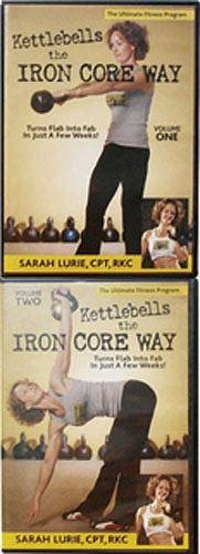 GoFit Intermediate Kettlebells The Ultimate Fat Burning Workout Vol 2 of The Iron CORE Workout Series (Best Fat Burning Kettlebell Exercises)