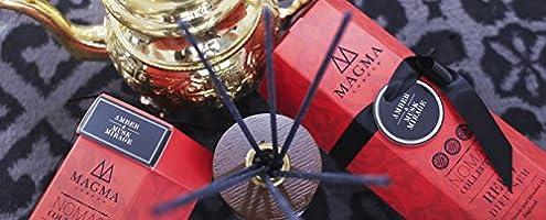 Magma Londres – ámbar y almizcle Mirage – lujo – Difusor 100 ml Deluxe Box Set de regalo: Amazon.es: Salud y cuidado personal