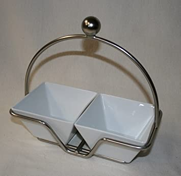 Pampered Chef Simple Additions: Small Bowl Caddy with 2 Small Bowls ...