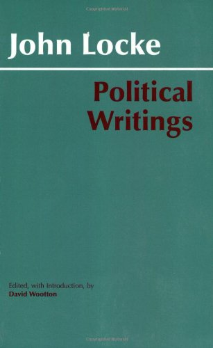 Locke: Political Writings (Hackett Classics)