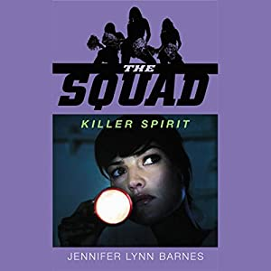 Killer Spirit Audiobook